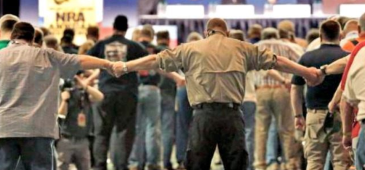 NRA Promises to Pray Even Harder in Light of Latest Shooting Tragedy