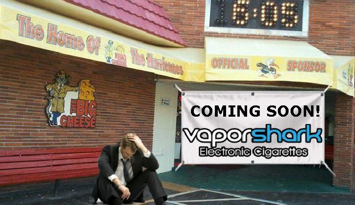 Beloved Restaurant From Your Childhood To Become Vapor Shark