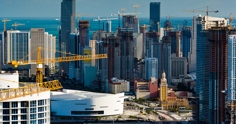Miami-Dade County Announces Construction Crane as Official County Bird