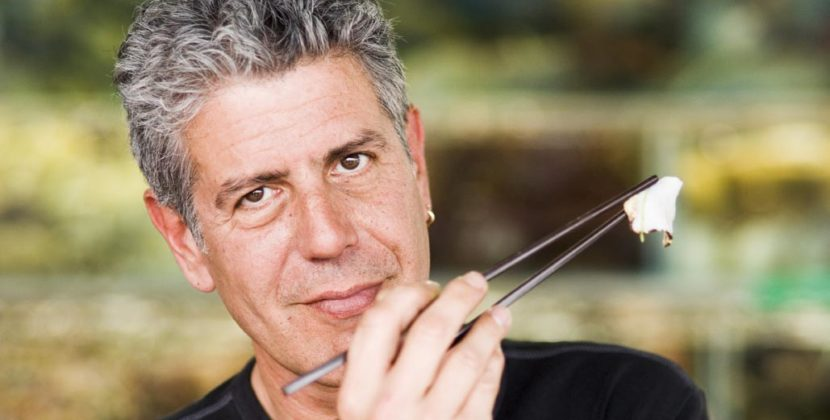 Anthony Bourdain in Miami Chasing Rumors of Locals 'Eating Shit'