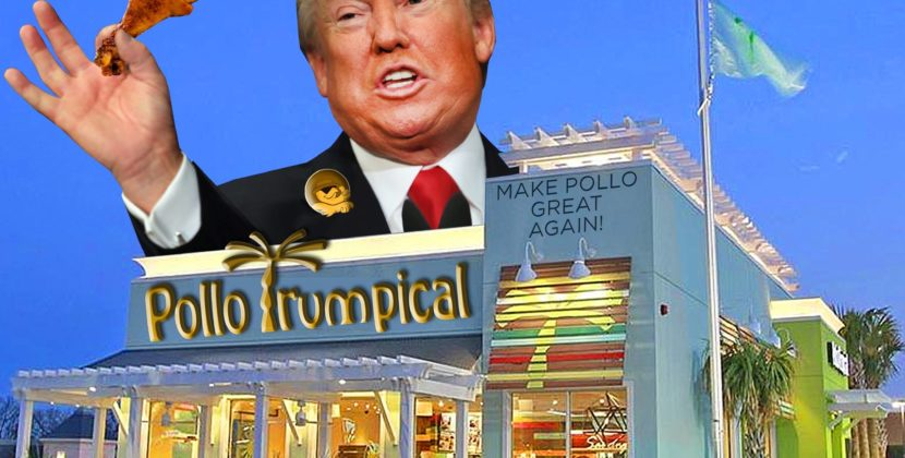 Pollo Tropical To Be Renamed Following Trump Buyout