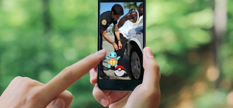 Man Accidentally Records Police Brutality While Playing Pokémon Go