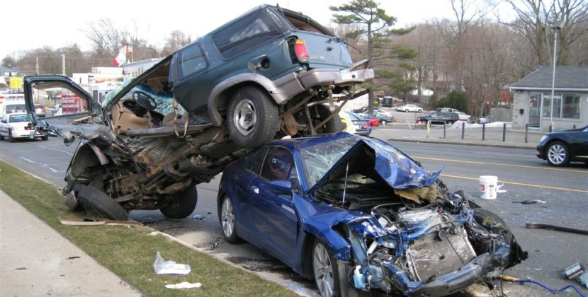 Traffic Fatalities Increase 9% According To Article I Read On My Phone While Driving
