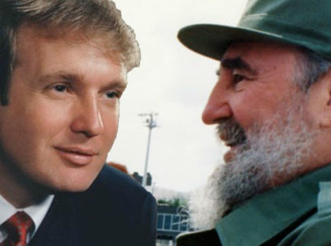 """Trump on Illegally Doing Business with Castro's Cuba: """"That Makes Me Smart!"""""""
