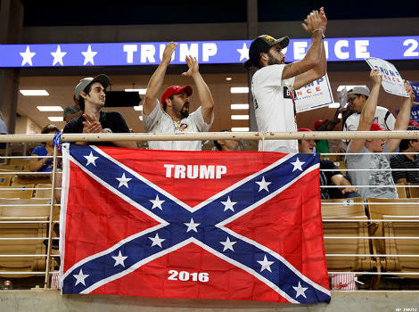 """Man Who Hates Muslims, Mexicans, and Blacks Offended By Hillary Clinton's """"Basket of Deplorables"""" Comment"""