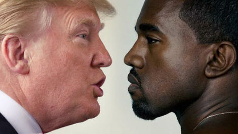"Donald Trump Meets With Kanye West, Ensures Rapper That He ""Cares About Black People"""