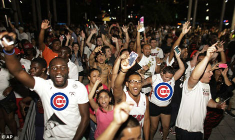 Miami to Hold Cubs World Series Parade