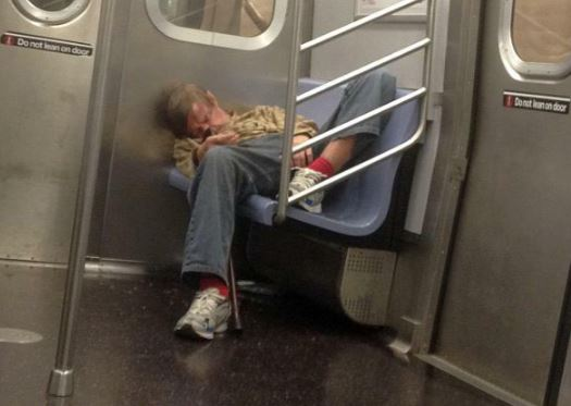 Passed Out Homeless Man on Train Named Head of Miami Transit Authority