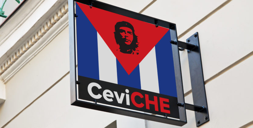 Protest Erupts Over Che Guevara Themed Seafood Restaurant 'CeviCHE'