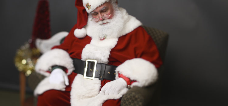 Santa Claus: I'm Too Old For This Shit
