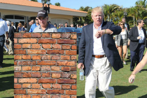 Miami Residents Petition for 20% Tax to Pay for Wall Around Mayor
