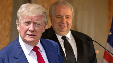 Russian Ambassador Appointed Special Prosecutor to Investigate Trump's Russia Ties