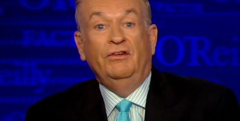 BREAKING: FOX News Fires Bill O'Reilly 21-Years After Discovering He Is An Awful Person