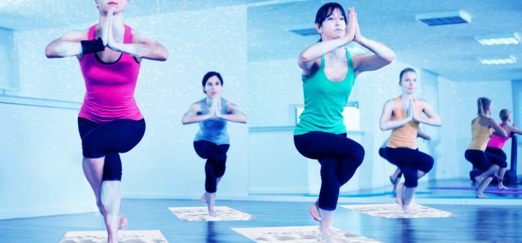 Lululimonada Yoga Studio Offers Chilly Yoga For Hot Women Who Don't Want to Sweat