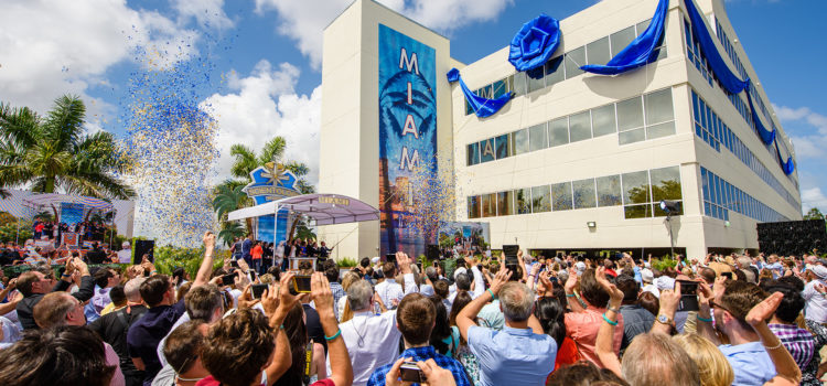 Giant Scientology Centers Opens in Miami…Goes Completely Unreported by Newspapers