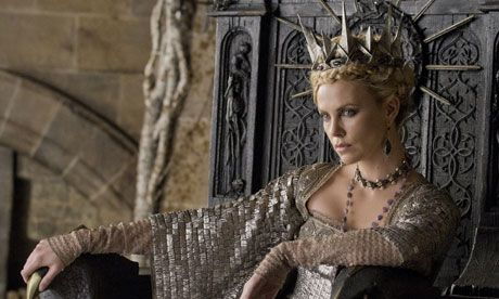 """Game of Charlize Therons"" Premiers Tonight!"