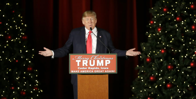 Trump Allocates Additional $70 Billion to Fight War on Christmas