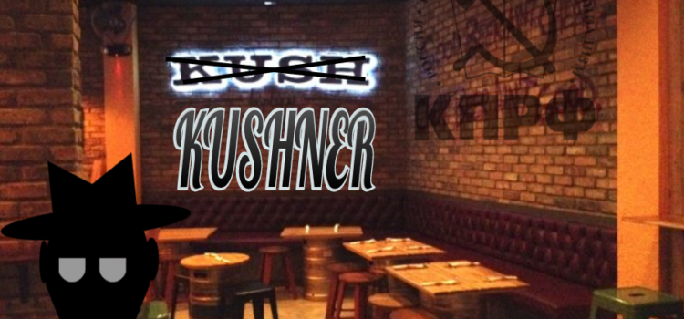 Wynwood's KUSH Rebrands As Russian Spy Lounge KUSHNER