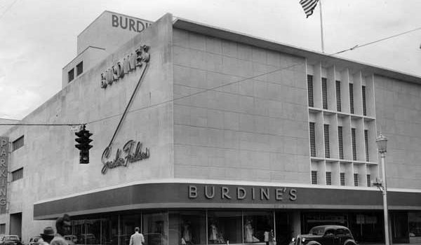Final Burdines Employee Emerges from Macy's Home Store