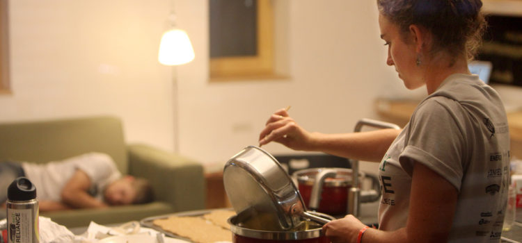 Woman Makes Amazing Dinner For Family After Day of Protesting Against the Patriarchy