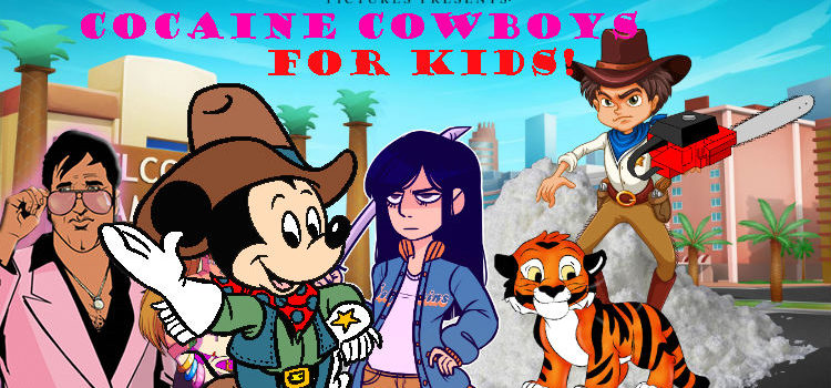 Cocaine Cowboys To Be Adapted Into Kids Animated Series