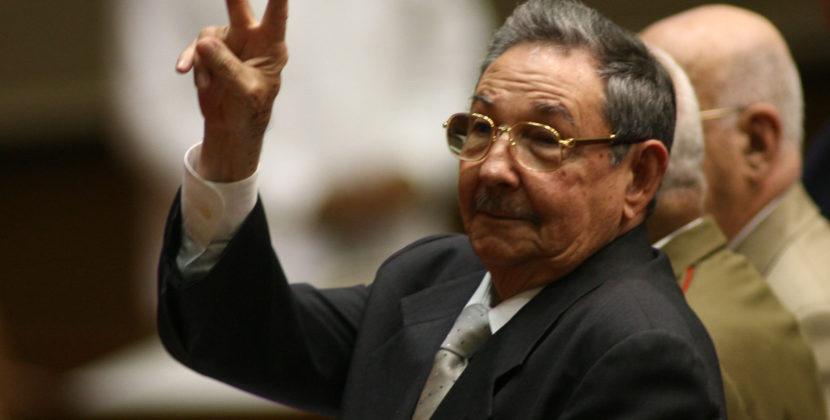 Castro Resignation Running On Cuban-Time