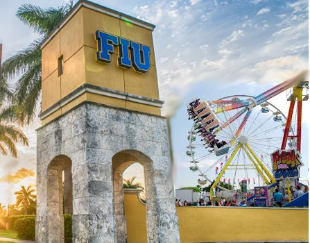 Bloody Turf War Between FIU and Miami Youth Fair