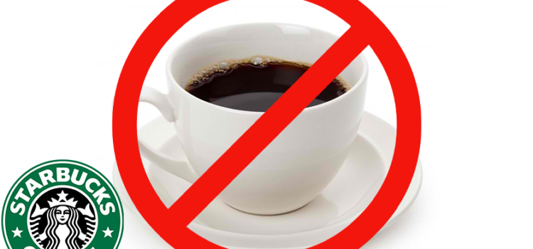 Starbucks to Forcibly Remove Black Coffee From Its Menu