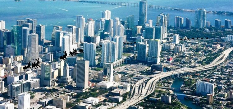 Brickell Corridor Revealed to be Human Ant Farm