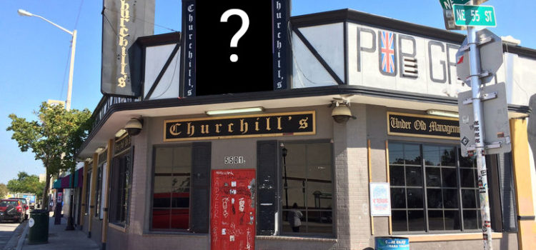 Churchill's Not Actually Owned by Winston Churchill