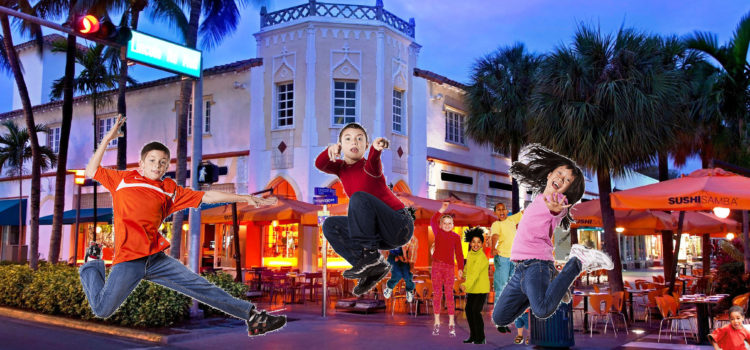 Lincoln Road Named Best Place For Unsupervised Children To Play At Midnight