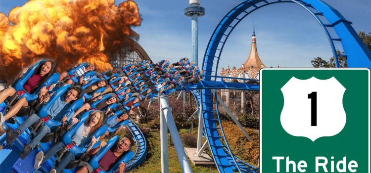 "Universal to Open ""US-1: The Ride"""