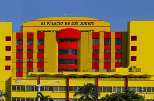 "Mount Sinai Rebrands as ""EL Palacio De Los Judios"" in effort to appeal to Jew-Ban Population"