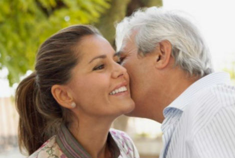 Man Mistakes Cheek Kiss As Sign of Sexual Interest