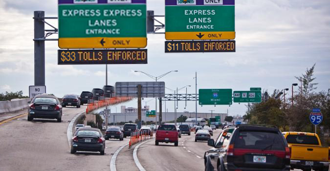FDOT Approves Express Lane For Express Lane
