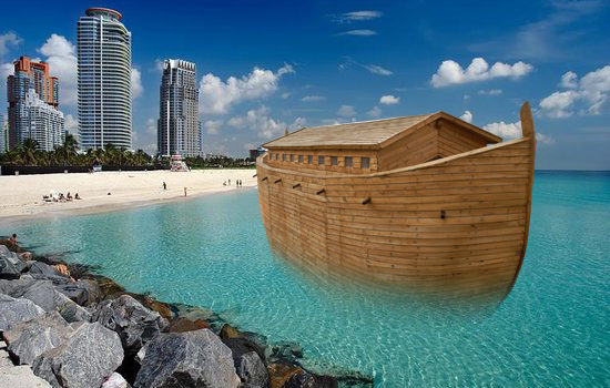 God Directs Florida Man To Start Building Ark