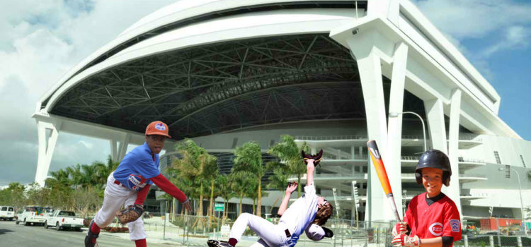 Marlins Park to Host Little League Games to Boost Attendance