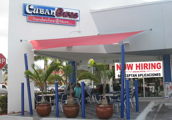 Fired Hialeah Taco Bell Employee Takes Job At Spanish Only Cuban Guys Restaurant