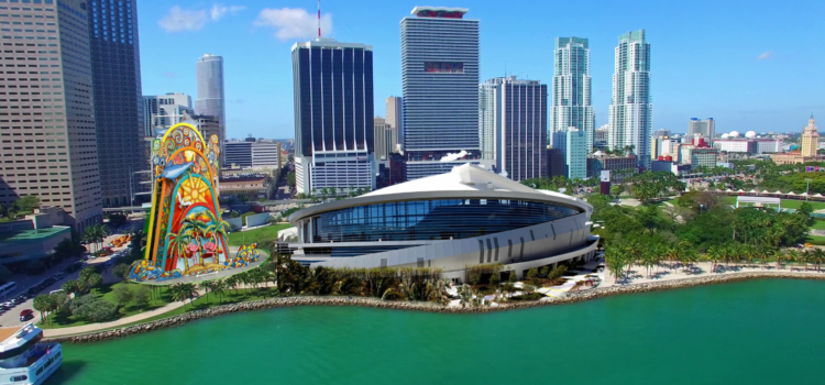 City Votes To Replace Ultra Music Festival Site With Second Marlins Stadium