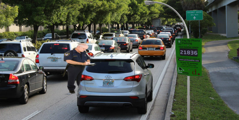 US1 Reclassified As Parking Lot; Cops Begin Issuing Parking Citations to Drivers Stuck in Traffic