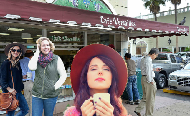 """In Effort To Attract Younger Customers, Versailles Unveils """"Mamey Spice Latte"""""""