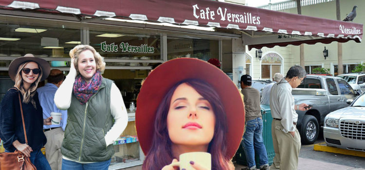 "In Effort To Attract Younger Customers, Versailles Unveils ""Mamey Spice Latte"""