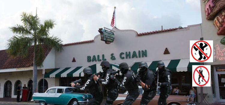Miami Commissioner Bans Dancing In Little Havana In Feud With Ball and Chain Owner