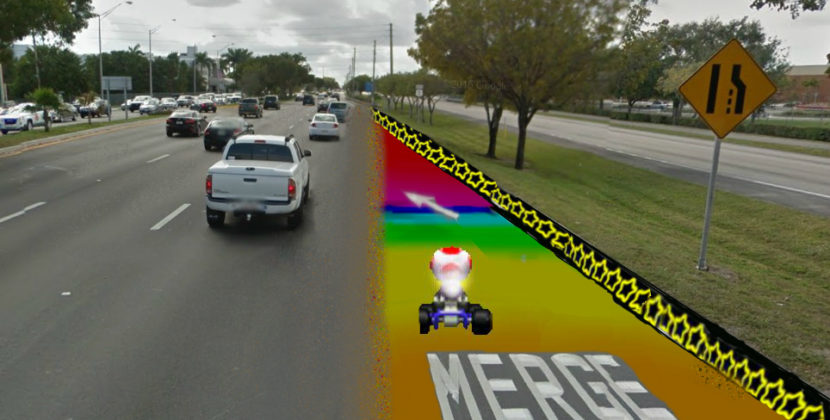 """FDOT to Change all Roadway Merges into """"Mega-Boost Super Passing Lanes"""""""