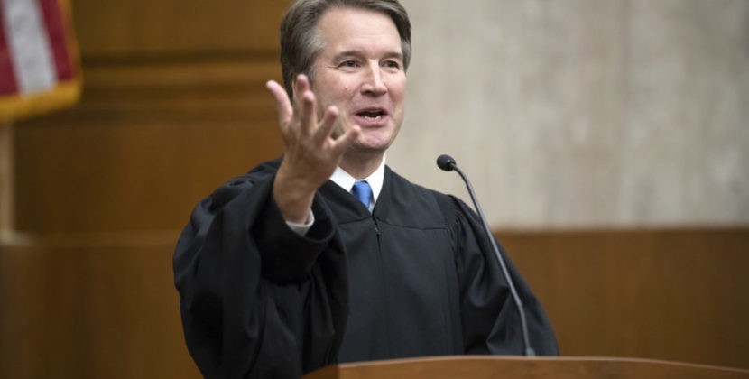 Kavanaugh Guarantees He Will Be Impartial Toward Libtards That Tried To Ruin His Life
