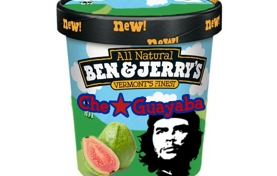 Outrage After Ben and Jerry's Introduces 'Che Guayaba' Flavor