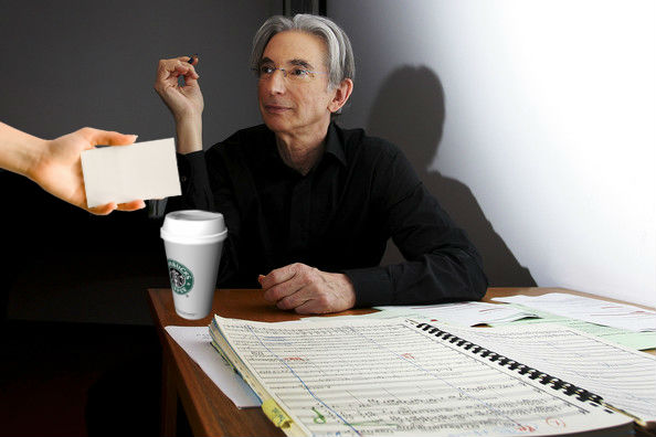 A Plantain Guide to Approaching Michael Tilson Thomas In Public
