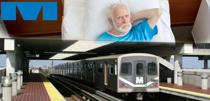 Man Wakes From 30-Year Coma To Realize Metro Rail Still Doesn't Connect To Beach