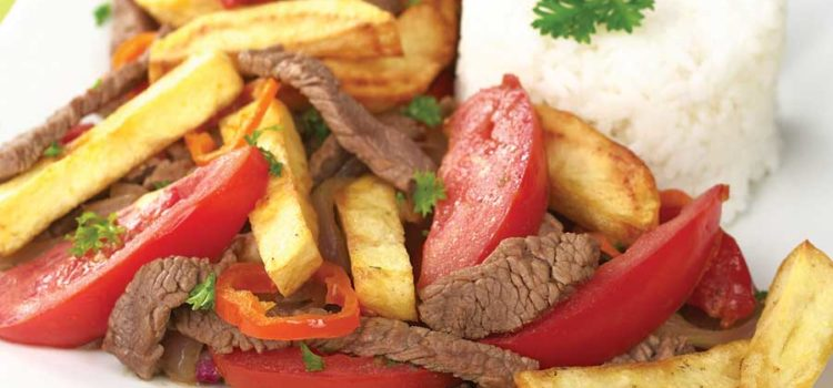 Report: 97% of White Customers Will Order The Lomo Saltado