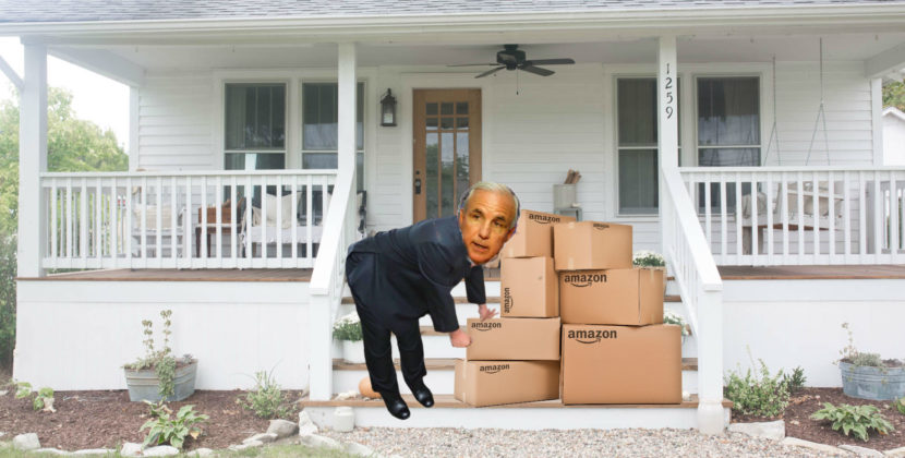 Miami Mayor Caught Trying To Take Unopened Amazon Package From New York Residents